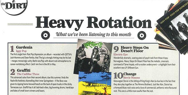 Classic Rock Magazine Heavy Rotation