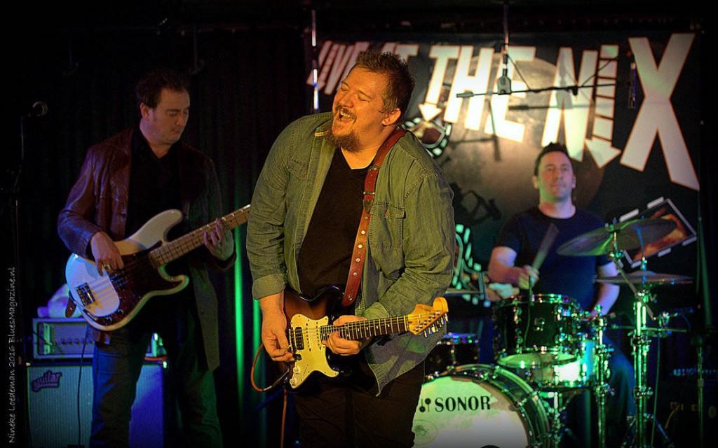 Stevie Nimmo BluesMagazine Netherlands